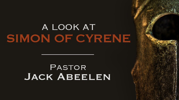 A Look at Simon of Cyrene