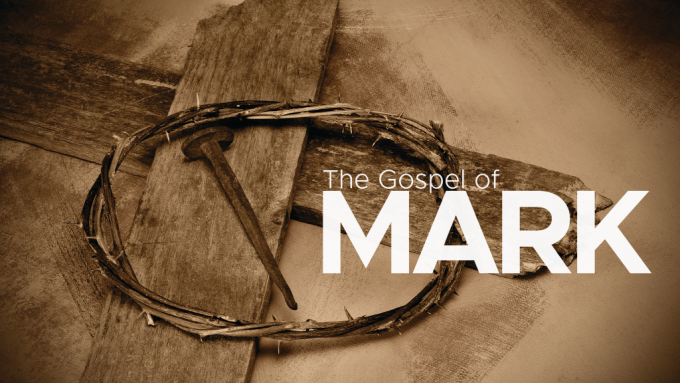 Take Up the Cross - Mark 8:34-38