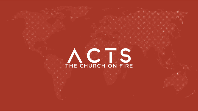 Acts 13:13-44 | Continuing in the Grace of God