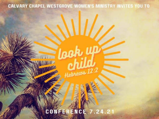 2021 Women's Conference | look up child